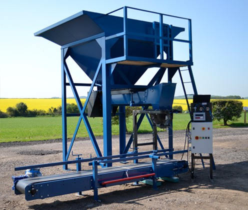 aggregate bagging machine